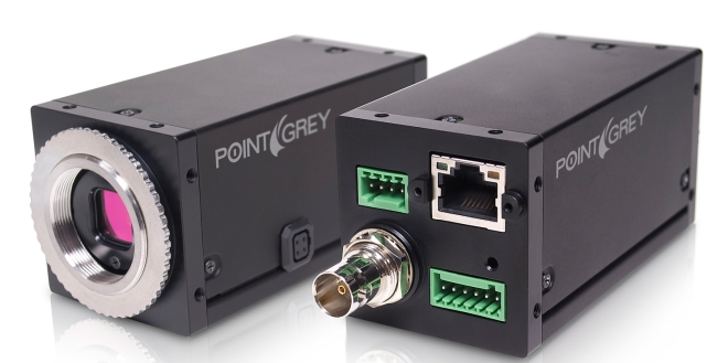 Point Grey's New Zebra2 Camera Combines Low-Latency HD-SDI and IP In