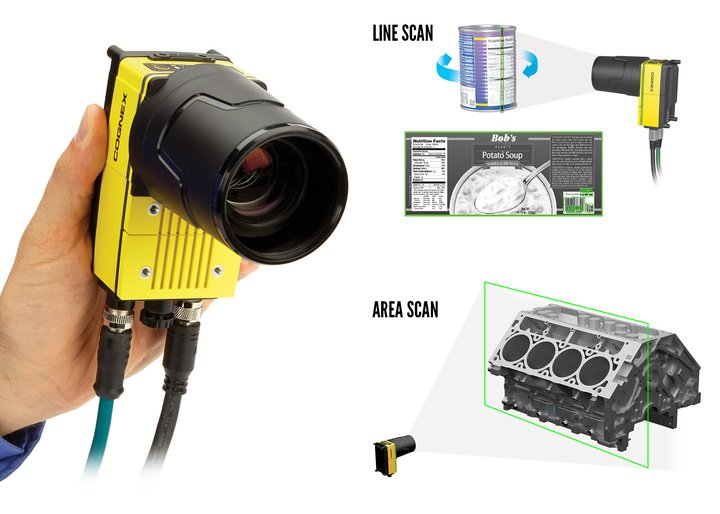 Cognex Releases Rugged, Ultra-High-Resolution Vision Systems