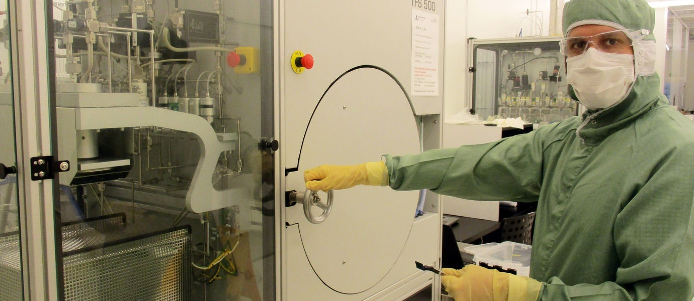 The researchers utilized the exceptional facilities of Micronova Nanofabrication Cleanroom