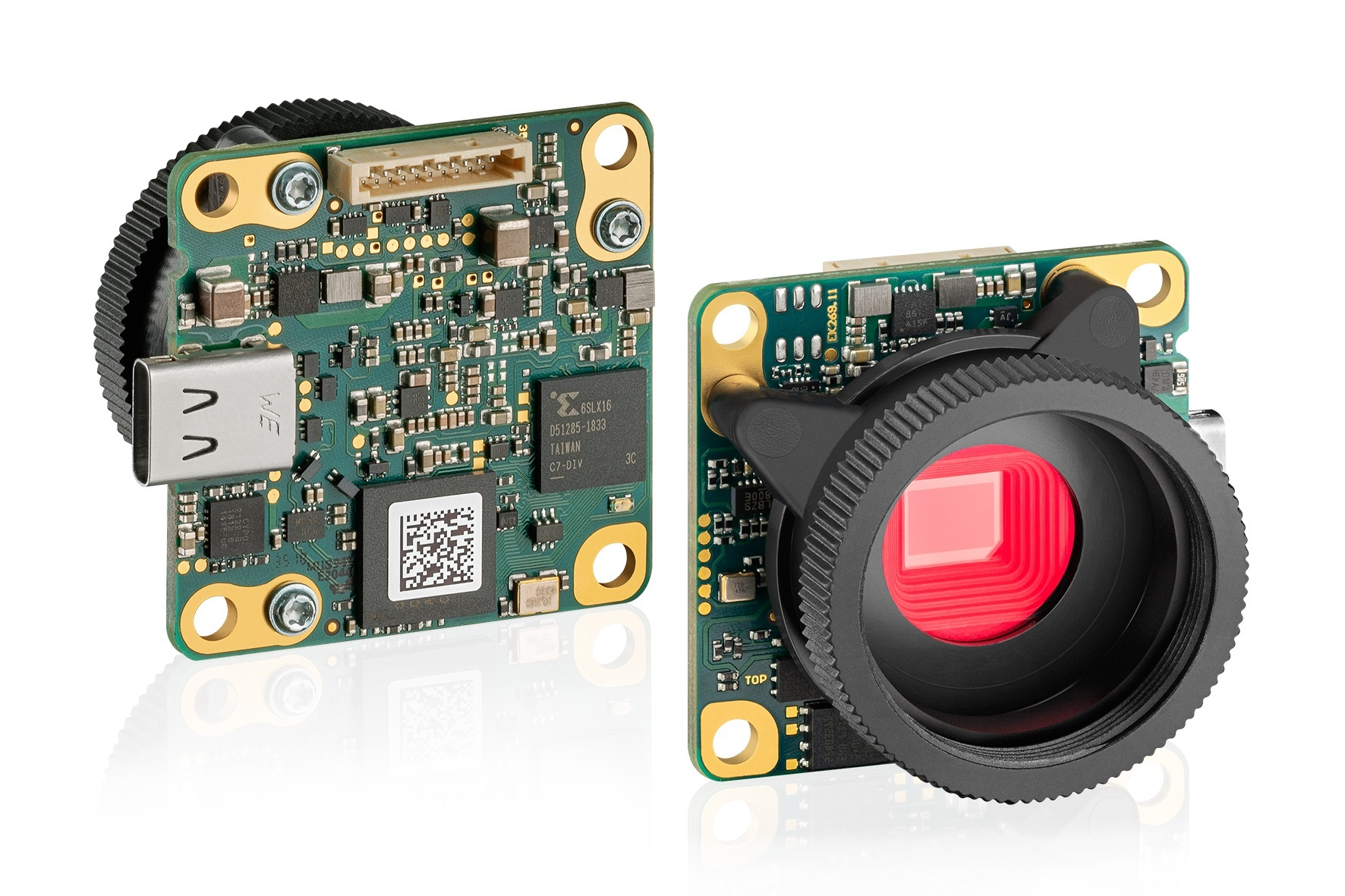 uEye LE single-board cameras: cost-effective and space-saving