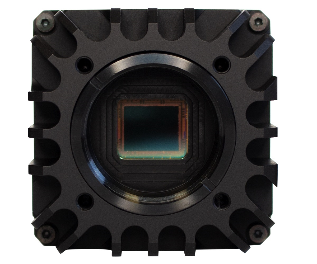 The new SenS VGA SWIR Camera with GigE Vision data port
