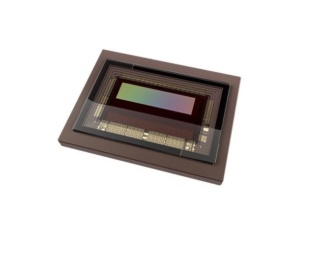 Flash CMOS image sensor