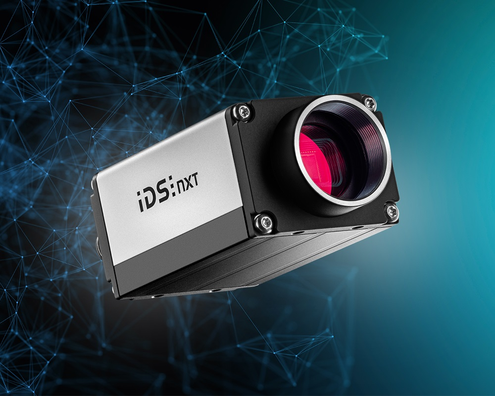 IDS NXT rio: Industrial cameras with integrated AI core