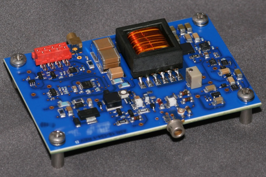 AMI's Model 767 Picosecond Pulsed Laser Diode Driver
