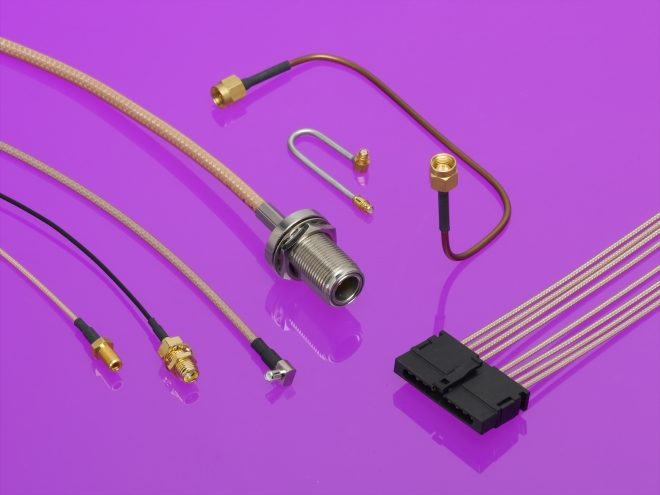 Molex - RF Cable Assemblies