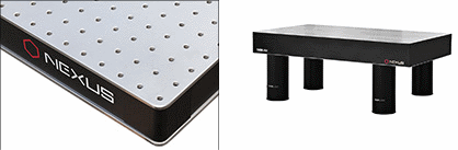 Thorlabs Introduces Nexus™ Line of Optical Tables and