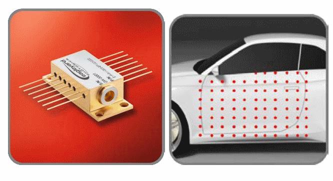 800 Mw Single Transverse Mode Semiconductor Laser The
