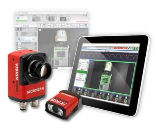 Microscan Presents Simplified Machine Vision Solutions for