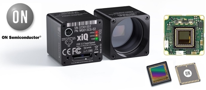 XIMEA Now Shipping the World's Smallest 800 fps USB 3 0 Camera