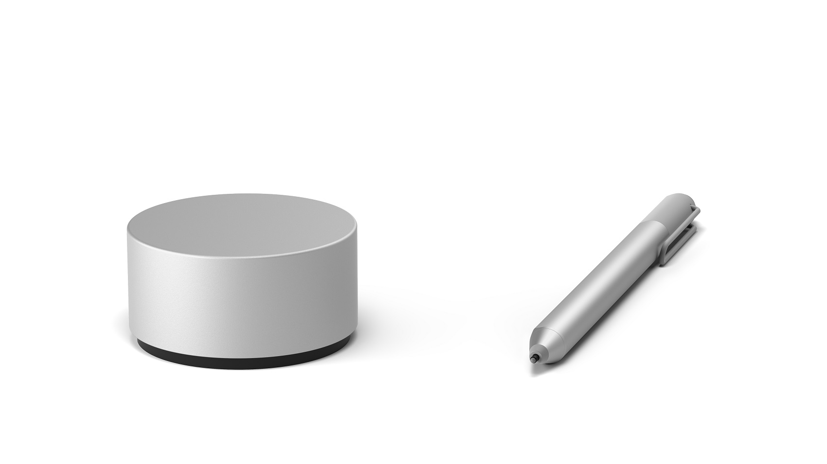 Combine Surface Dial and Surface Pen to create a more immersive and tactile way to create in digital environments