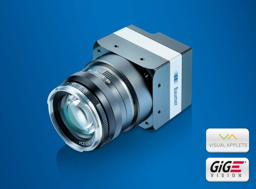 Baumer adds to the LX VisualApplets camera portfolio with new fast 2 and 12 megapixel models as well as 3D cameras for laser triangulation.