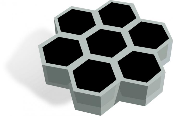 Honeycomb Solar Cell Design